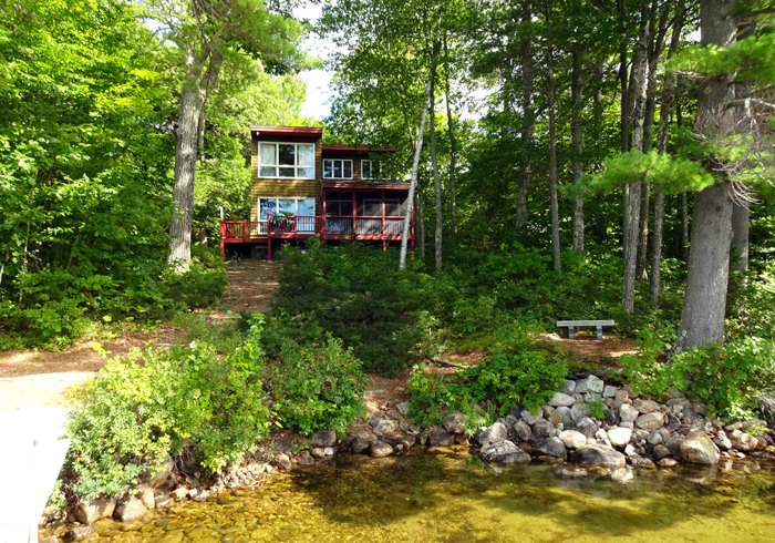 Maine Sebago Lake Region Vacation Rental clfay.3.JPG