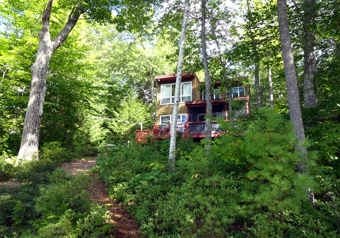 Maine Sebago Lake Region Vacation Rental clfay.14.JPG