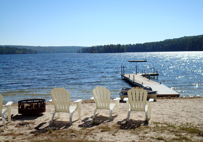 Maine Sebago Lake Region Vacation Rental cldrav.1.JPG