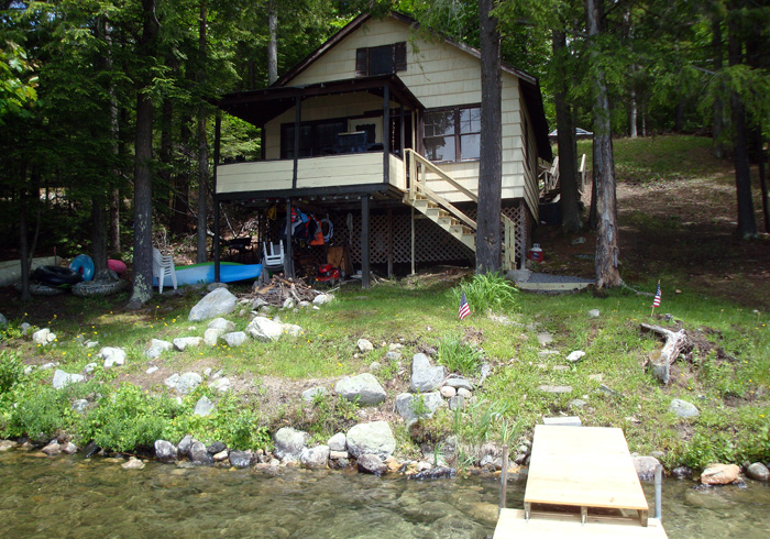 Maine Sebago Lake Region Vacation Rental cphunt.2.JPG