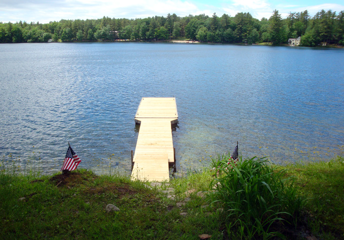 Maine Sebago Lake Region Vacation Rental cphunt.3.JPG