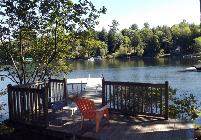Maine Sebago Lake Region Vacation Rental lldema.12.JPG
