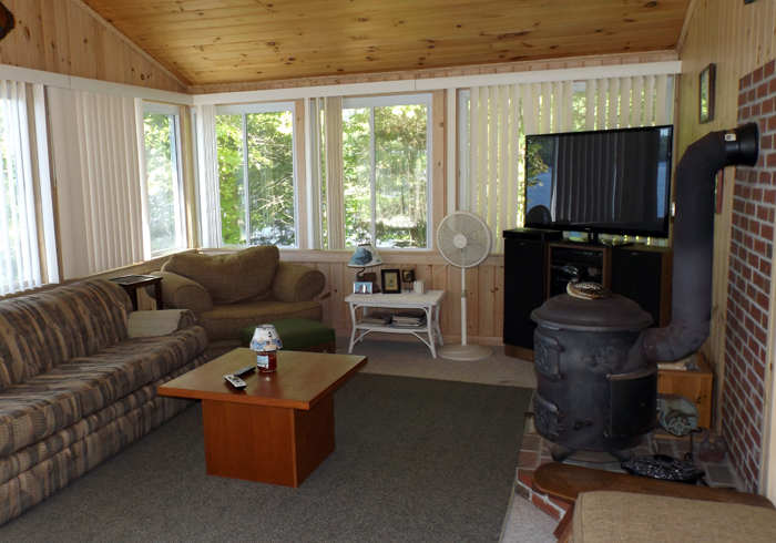 Maine Sebago Lake Region Vacation Rental llderb.6.JPG