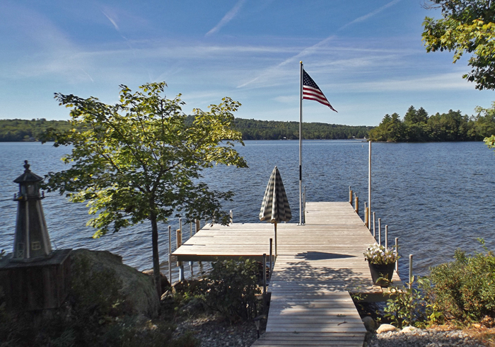 Maine Sebago Lake Region Vacation Rental llderb.11.JPG