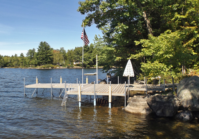 Maine Sebago Lake Region Vacation Rental llderb.24.JPG