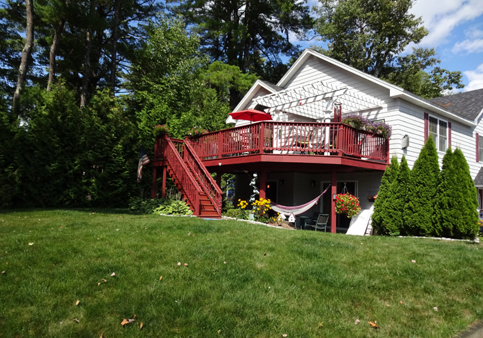 Maine Sebago Lake Region Vacation Rental llfris.11.JPG