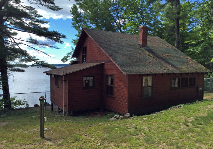 Maine Sebago Lake Region Vacation Rental llgodf.14.JPG