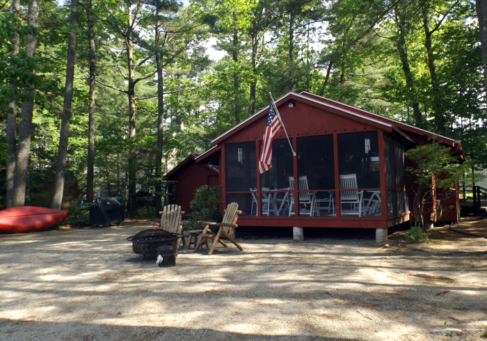 Maine Sebago Lake Region Vacation Rental lsbowl.2.JPG