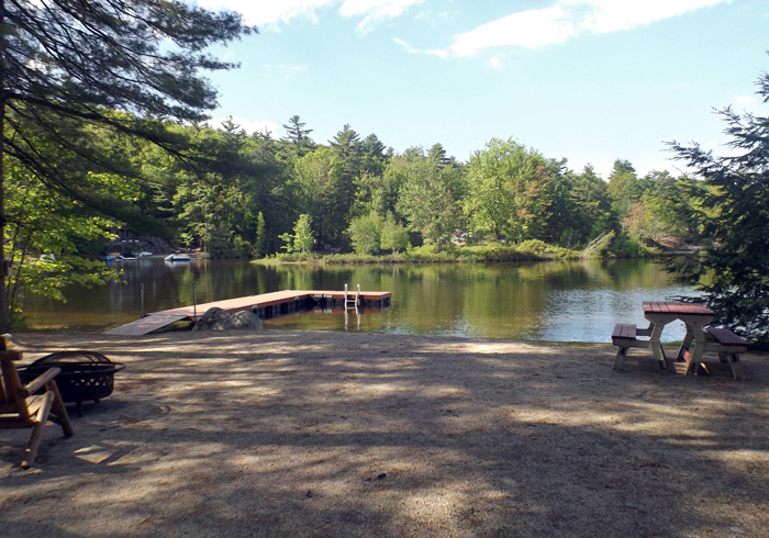 Maine Sebago Lake Region Vacation Rental lsbowl.3.JPG