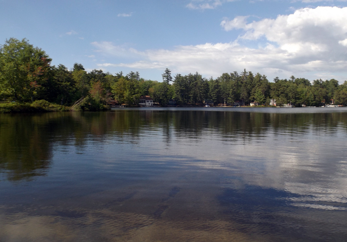 Maine Sebago Lake Region Vacation Rental lsbowl.11.JPG