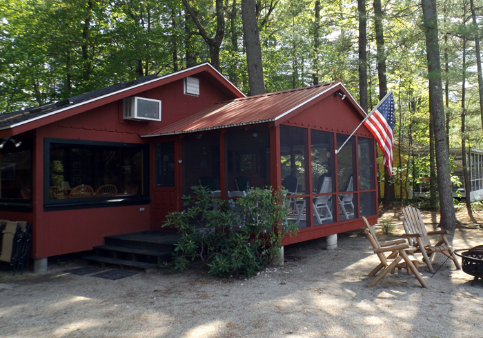 Maine Sebago Lake Region Vacation Rental lsbowl.12.JPG