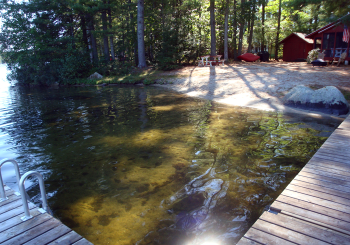 Maine Sebago Lake Region Vacation Rental lsbowl.13.JPG