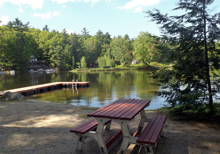 Maine Sebago Lake Region Vacation Rental lsbowl.14.JPG