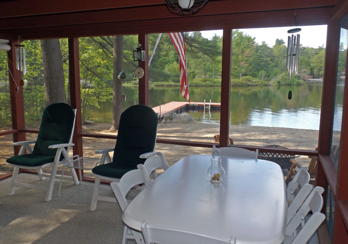 Maine Sebago Lake Region Vacation Rental lsbowl.15.JPG