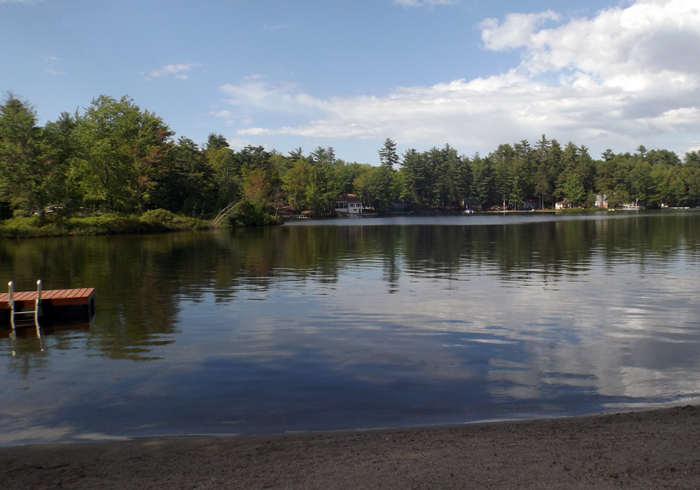 Maine Sebago Lake Region Vacation Rental lsbowl.20.JPG