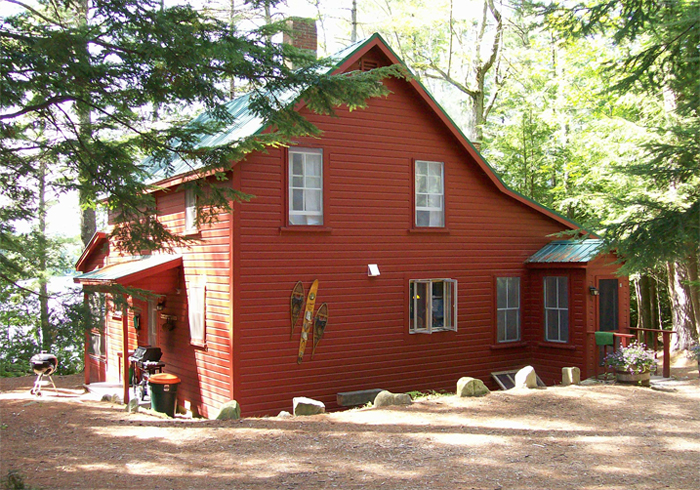 Maine Sebago Lake Region Vacation Rental nlcase.1.JPG