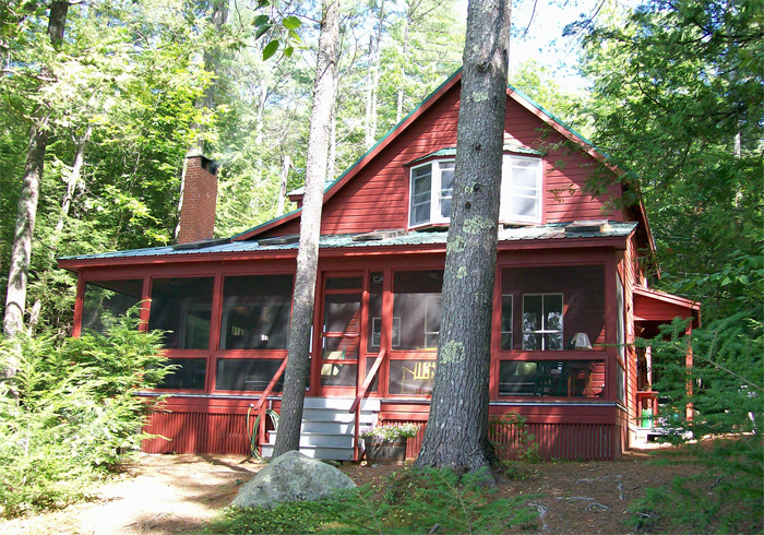 Maine Sebago Lake Region Vacation Rental nlcase.10.JPG