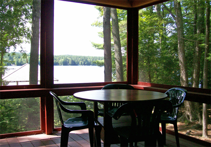 Maine Sebago Lake Region Vacation Rental nlcase.16.JPG