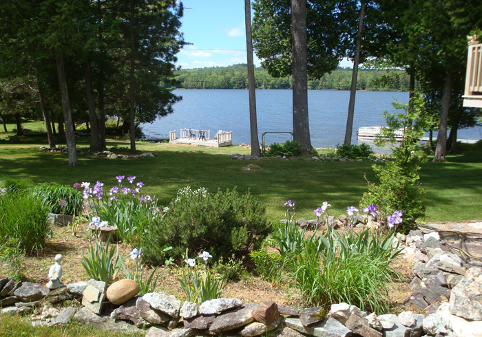 Maine Sebago Lake Region Vacation Rental nloddy.16.JPG
