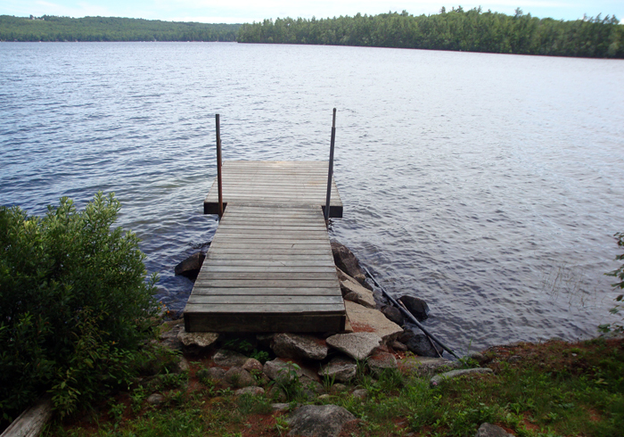 Maine Sebago Lake Region Vacation Rental pppel3.16.JPG