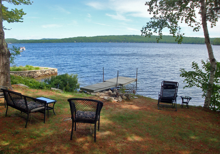 Maine Sebago Lake Region Vacation Rental pppel3.24.JPG