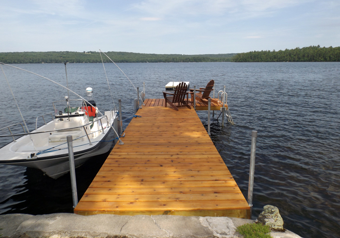 Maine Sebago Lake Region Vacation Rental ppshar.3.JPG