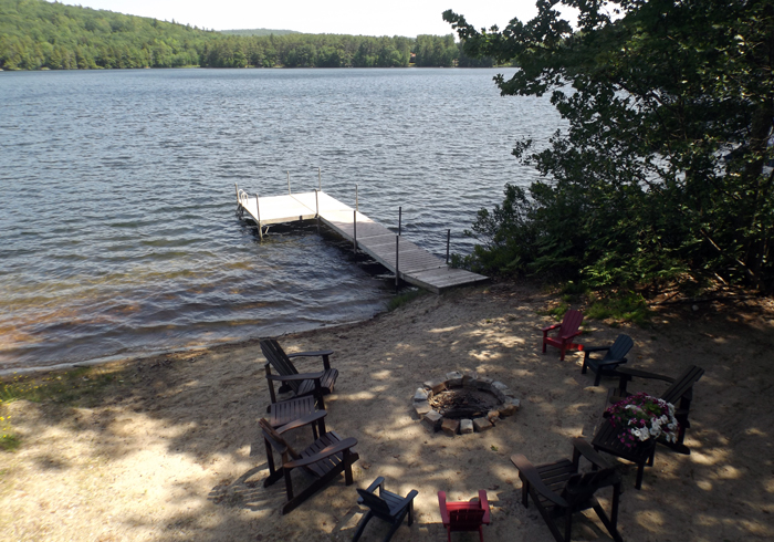 Maine Sebago Lake Region Vacation Rental prbish.22.JPG