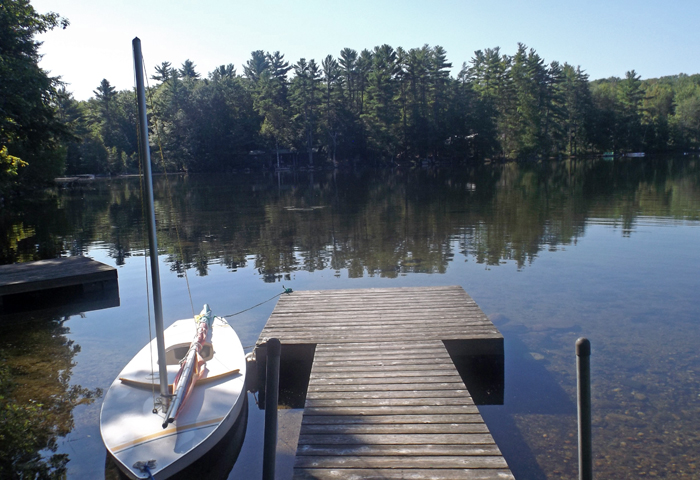 Maine Sebago Lake Region Vacation Rental sdatt4.19.JPG
