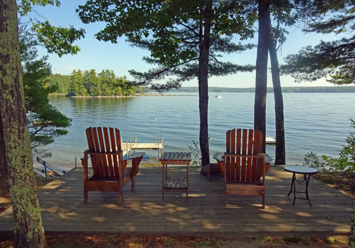 Maine Sebago Lake Region Vacation Rental slfill.2.JPG