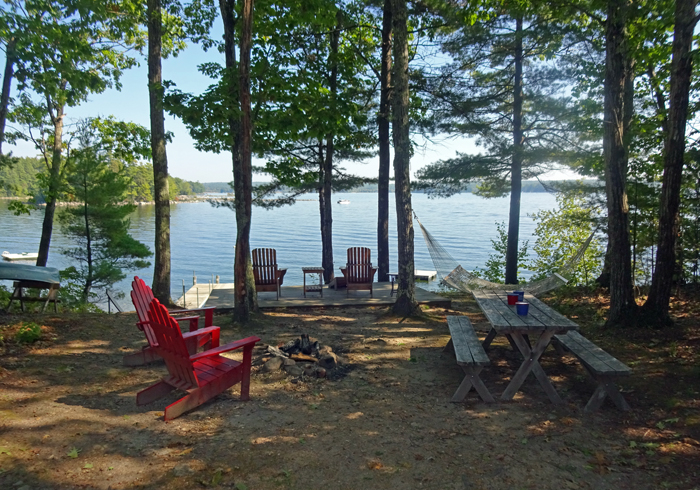 Maine Sebago Lake Region Vacation Rental slfill.19.JPG