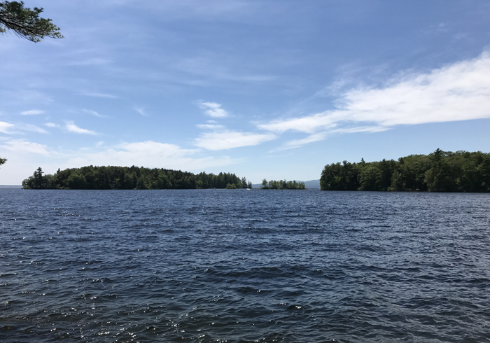 Maine Sebago Lake Region Vacation Rental slloon.11.JPG