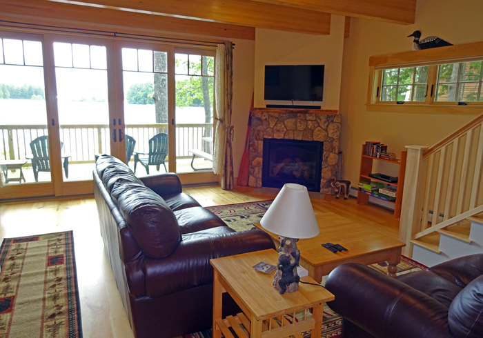 Maine Sebago Lake Region Vacation Rental slloon.23.JPG