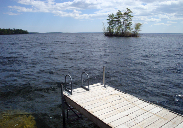Maine Sebago Lake Region Vacation Rental slphil.16.JPG