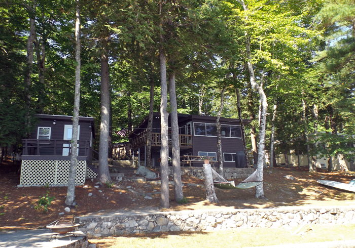 Maine Sebago Lake Region Vacation Rental slvtho.10.JPG