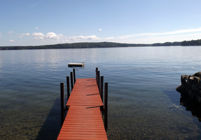 Maine Sebago Lake Region Vacation Rental slvtho.13.JPG
