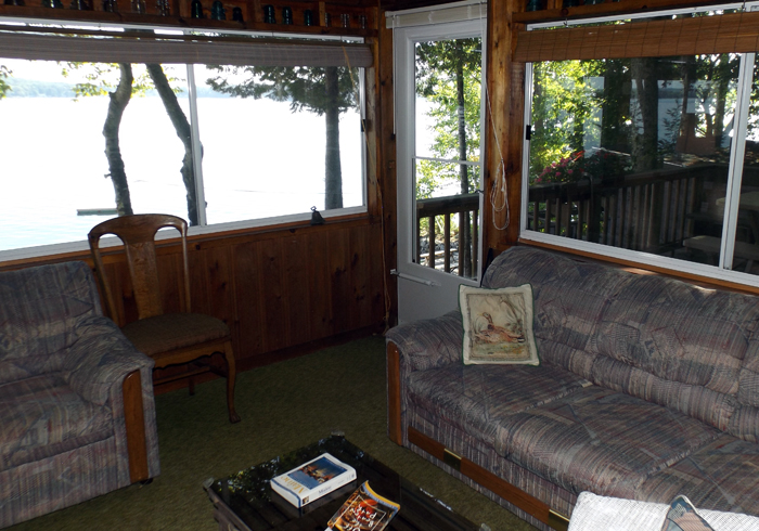 Maine Sebago Lake Region Vacation Rental slvtho.16.JPG