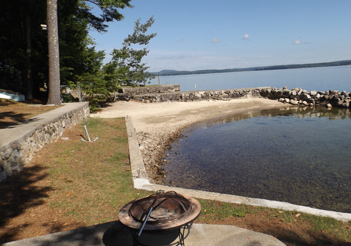 Maine Sebago Lake Region Vacation Rental slvtho.21.JPG