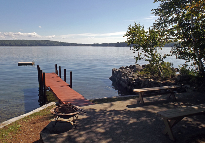 Maine Sebago Lake Region Vacation Rental slvtho.22.JPG