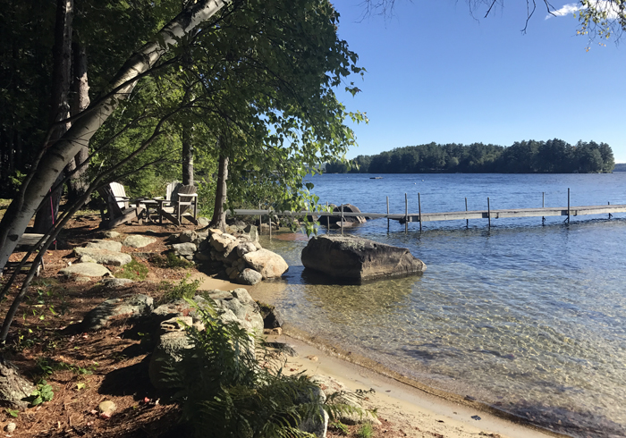 Maine Sebago Lake Region Vacation Rental tlguay.1.JPG