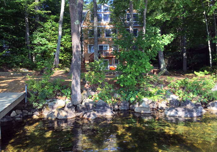 Maine Sebago Lake Region Vacation Rental tpvene.4.JPG